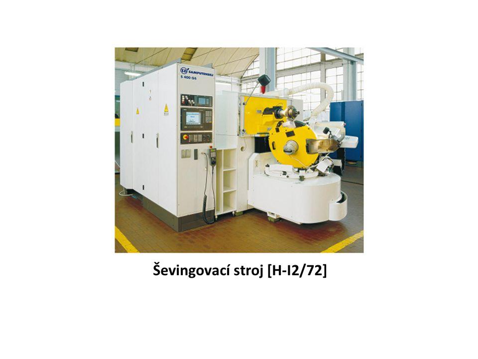 Ševingovací stroj [H-I2/72]